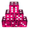 Translucent Hot Pink Dices.png
