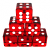 Translucent Red Dices.png