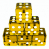 Translucent Yellow Dices.png